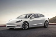 La Tesla Model 3... (Photo fournie par Tesla) - image 4.0