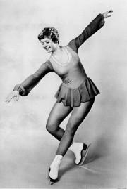 La championne du monde de patinage artistique, Karen... (Photo archives La Presse) - image 1.0