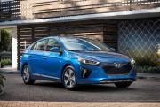 La Hyundai Ioniq EV... (Photo fournie par Hyundai) - image 4.0