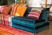Des fauteuils de velours qui forment un grand... (Photo François Roy, La Presse) - image 1.0