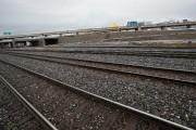 Les voies ferrées de l'échangeur Turcot.... (Photo Ivanoh Demers, La Presse) - image 1.0