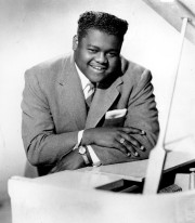 Fats Domino en 1956... (Photo archives AP) - image 1.0