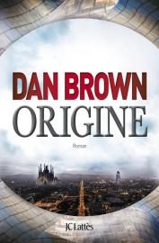 Origine, de Dan Brown... (PHOTO FOURNIE PARJC LATTÈS) - image 1.0