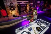 La guitare Vox de Prince en exposition.... (PHOTO Tolga Akmen, AFP) - image 1.0