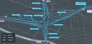 AVANT LES TRAVAUX... (Image fournie par le ministère des Transports) - image 1.1