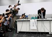 Le PDG de Subaru, Yasuyuki Yoshinaga, au moment... - image 3.0