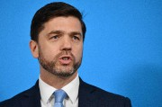 L'ancien ministre conservateur Stephen Crabb... (photo archives AFP) - image 2.0