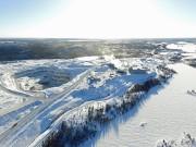 La mine Renard, la première mine de diamants... (Photo fournie par Stornoway Diamond) - image 1.0