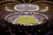 Le match du 22novembre, qui opposait l'Impact de... (Photo Bernard Brault, Archives La Presse) - image 1.0