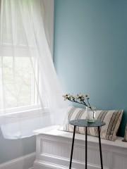 La couleur réchauffe l'atmosphère, souligne Sophie Bergeron, de... (PHOTO FOURNIE PAR BENJAMIN MOORE) - image 3.0
