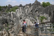 «Mais c'est juste des pierres!», s'exclame... (Photo Sylvain Sarrazin, La Presse) - image 3.0