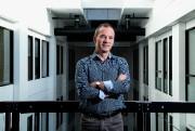 Frank Béraud, PDG de Montréal InVivo. Photo: Alain... - image 2.0
