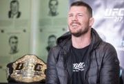 Michael Bisping... (Photo Chris Young, Archives La Presse canadienne) - image 2.0