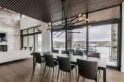 La salle à manger offre une vue sur,... (Photo fournie par Groupe immobilier Londono) - image 3.0