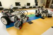 La plateforme Lego est utilisée dans les ateliers... (Photo François Roy, La Presse) - image 4.0