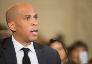 Cory Booker... (Photo Tasos Katopodis, AFP) - image 3.0