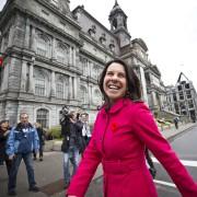 La nouvelle mairesse de Montréal, Valérie Plante.... (Photo Patrick Sanfaçon, La Presse) - image 2.0