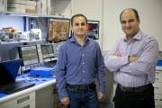 Les frères Alireza et Moshen Yazdi. Photo: David... - image 4.0