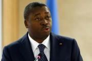 Le président du Togo,Faure Gnassingbé... (PhotoDenis Balibouse, Archives Reuters) - image 1.0