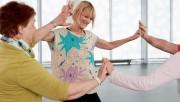 Le cours «Parkinson en mouvements» a notamment des... (PHOTO TIRÉE DU SITE DES GRANDS BALLETS) - image 4.0