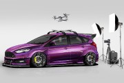 Ford Focus ST par Blood Type Racing -... - image 7.0