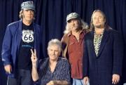 Neil Young, Graham Nash, David Crosby et Stephen... (Photo Archives Reuters) - image 2.0