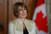 Le gouvernement Trudeau a nommé la DreMona Nemer... (PhotoChris Wattie, archives Reuters) - image 1.1