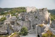Certains vestiges ont survécu l'histoire du château, marquée... (Photo David Boily, La Presse) - image 2.0