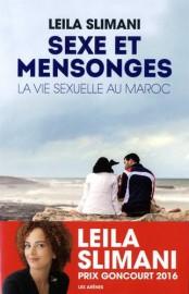 Sexe et mensonges:la vie sexuelle au Maroc... (image fournie parLes Arènes) - image 2.0