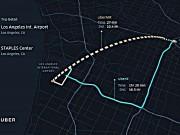 Le trajet en UberAir entre l'aéroport de Los... - image 5.0