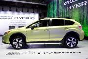 La Crosstrek hybride avait été présentée au Salon... - image 5.0