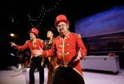 Les comédiens du Wild West Show de Gabriel... (photoJonathan Lorange, fournie par la production) - image 2.0