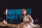 Sarah Laurendeau est pure, lumineuse etcharismatique dans le... (Photo fournie par le Théâtre Denise-Pelletier) - image 2.0