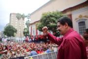 Le président Nicolas Maduro avait convoqué les créanciers... (REUTERS) - image 1.0