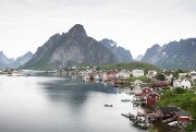 Le port de Reine, dans les îles Lofoten,... (Photo Damon Winter, archives The New York Times) - image 3.0