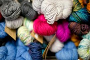 Noble et naturelle, la laine procure une chaleur... (Photo David Boily, La Presse) - image 2.0
