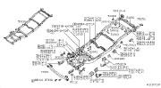 Le châssis en échelle du pick-up Nissan Frontier.... - image 1.0