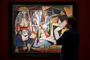 Les Femmes d'Alger (version 0), de Pablo Picasso.... (PHOTO REUTERS) - image 2.0