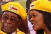 Robert Mugabe a épousé Grace en secondes noces... (REUTERS) - image 2.0