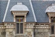 De nos jours, les toitures d'ardoises sont toujours... (PHOTO EDOUARD PLANTE-FRÉCHETTE, LA PRESSE) - image 2.0