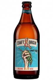 Craft and Origin Blanc 2017, 500 ml, 10,15 $ (13350544)... (Photo fournie par la SAQ) - image 3.0
