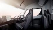 La cabine de pilotage du Semi est assez... (Illustration fournie par Tesla) - image 1.1