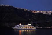 Le Cristal dans la mer Égée... (Photo Bernard Brault, Archives La Presse) - image 2.0