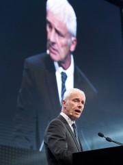 Le PDG du Groupe Volkswagen, Matthias Müeller, a... - image 3.0