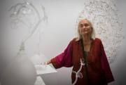 Spécialiste du verre d'art contemporain, Elena Lee a... (Photo Olivier Jean, La Presse) - image 2.0