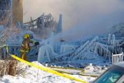 Trente-deux personnes ont péri dans l'incendie de laRésidence... (PHOTO ALAIN ROBERGE, archives LA PRESSE) - image 1.1