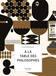 À la table des philosophes... (image fournie par Flammarion) - image 2.0