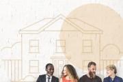 Les prix des maisons grimpent sans cesse, au point où... (Photomontage La Presse) - image 2.0