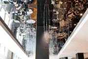 Les plafonds sont vertigineux.... (Photo Hugo-Sébastien Aubert, La Presse) - image 3.0