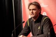 Guillaume Marx est l'entraîneur deFélix Auger-Aliassime.... (Photo Hugo-Sébastien Aubert, Archives La Presse) - image 1.1
